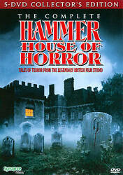 Complete Hammer House of Horror [5 Discs] DVD Region 1 WS New
