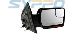 Right Passenger Side For 07-14 F150 Pickup Power+Heated Signal Mirror Chrome Cap $48.00