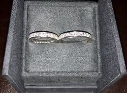 David Yurman Matching Diamond Wedding Bands