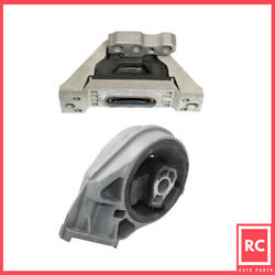 Motor & Trans Mount 2PCS Fit Chevrolet Cobalt HHR 2.02.22.4L for Manual Trans $50.99