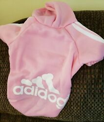 Dog Hoodie Toy Poodle Size 10 12 pounds $6.50