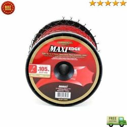 Arnold Universal Commercial String Trimmer Line .105quot; 665 Ft For Echo Weed Eater