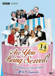 Are You Being Served: The Complete Collection (DVD200914-Disc Set)all episodes