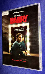 Barry: HBO Season 1 Episodes 1-8 Bill Hader Henry Winkler 2018 DVD!