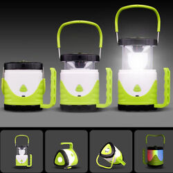 Camping Lantern LED USB Rechargeable 18650 Camp Lamp Light Emergency Tent Torch $15.90