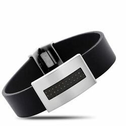 Swatch Truly Surface Stainless Steel Black Bracelet