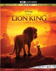 Lion King 2019 LIVE ACTION 4K Disc ONLY CaseArtworkSlip Cover - Ships Now