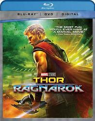 Thor: Ragnarok (Blu-rayDVD 2-Disc Set) Multi Screen Ed.***SEALED***