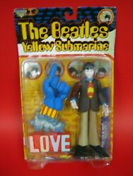 The Beatles Yellow Submarine Figures Paul Glove Love McFarlaneToys 1999 Sealed