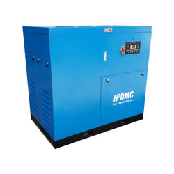 22KW30HP Rotary Screw Air Compressor 125CFM Industrial 230V460V 3600RPM HPDMC
