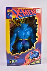 Toy Biz Marvel Deluxe Edition BEAST X-Men 10