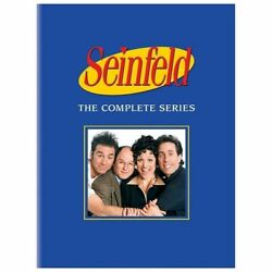 Seinfeld - The Complete Series Box Set (DVD 2013 33-Disc Set)
