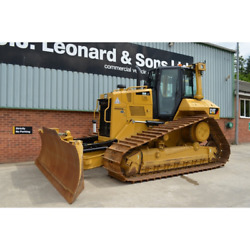 CATERPILLAR D6N LGP Dozer  Year 2017  Hours 1714