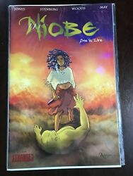 NIOBE SHE IS LIFE #1! KEY ISSUE