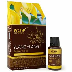 Ylang Ylang Essential Oil - Aphrodisiac For Women Men For Mood Booster - 10mL