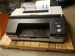 Epson Stylus Pro 4900 Large Format Inkjet Printer with set of Inks See detail