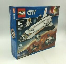 Lego City Mars Research Shuttle - 273 Pieces (60226)