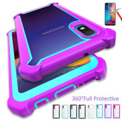 For Samsung Galaxy A10e A20 A50 Shockproof Hybrid Rugged Protective Case Cover $8.98