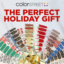 Color Street Nail Strips Buy 3 Get 1 FREE