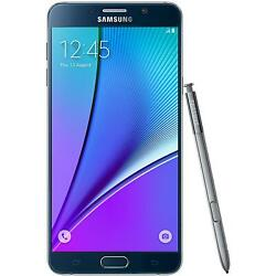 Samsung Galaxy Note 5 N920 32GB 64GB T-Mobile AT&T Verizon Sprint Unlocked $98.89