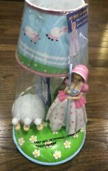 Toy Story 4 Bo Peep & Sheep Table Lamp Desk Light Collectible Figure Doll. NEW