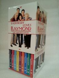 Everybody Loves Raymond: The Complete Series seasons 1-9(DVD 2011 44-Disc Set)