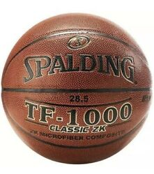 Spalding TF 1000 Classic ZK Indoor Basketball Intermediate Size 6 28.5quot; $39.95