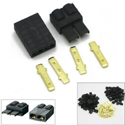 10 x RC Connector TRX Plug for Rc Lipo NiMh Brushless ESC Battery 5 Pairs C $9.99