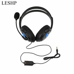 Stereo Gaming Headset Headband Headphone With Mic For PC Gamer For PlayStationNG $11.49
