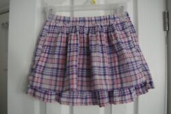 UNIQLO Girls Pleated cotton Skirt size M ( 7-8 )