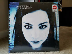 EVANESCENCE - FALLEN - TARGET EXCLUSIVE - SILVER COLORED VINYL LP
