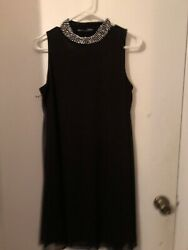 Beautiful Elegant Dress formal For Cocktail party Black Size 8 $23.99