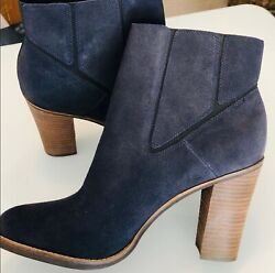 Lucky Brand Blue Ankle Boot Size 10M40