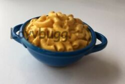Bowl Macaroni and Cheese Mini for American Girl Doll Food Accessory LOVVBUGG 🐞 $11.95