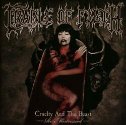 Cruelty & the Beast - Re-Mistressed by Cradle Of Filth Audio CD Black Metal Rock