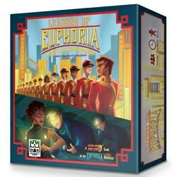 Leaders of Euphoria Fast Paced Strategy Group Overworld Games