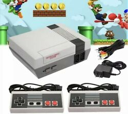 Mini Nes Entertainment System 620 Nintendo Games And Controllers Black Friday