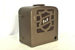 Vintage Bell & Howell Speaker For Portable Projector - Guitar Tube Amp Project?