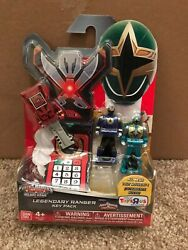 Power Rangers Super Megaforce Key Sets