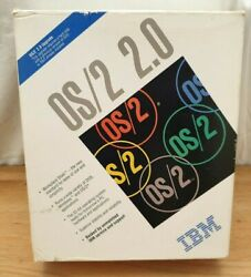 IBM OS 2 Upgrade with 21 3.5 inch floppies $85.00