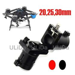 20mm 25mm 30mm Tube Joint Pipe Connection Foldable Arm for RC Multircotor Drone $16.91