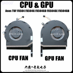 Laptop Gaming Asus TUF FX80GD FX80GE FX80GM FX80F ZX80F FZ80F CPU Cooling Fan $11.99