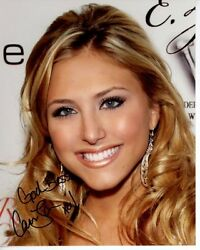 CASSIE SCERBO Signed Autographed Photo $76.00