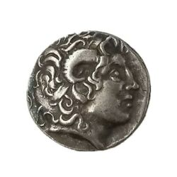 Ancient Alexander III The Great Greek Coin 336-323 BC Silver Plated Collection