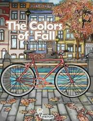 The Colors of Fall : Autumn Coloring Book for Adults and Teens by Parachute... $8.63