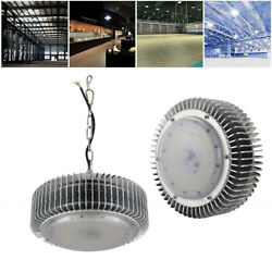 100W LED High low Bay Light Factory Commercial Warehouse Lighting Shed Fixture $544.88