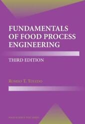 Food Science Text: Fundamentals of Food Process Engineering by Romeo T.... $106.33
