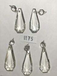crystal chandelier prisms 5 Pcs 3 In Pendant $20.00