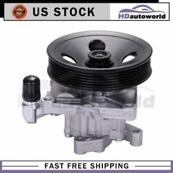 Power Steering Pump Fit For Mercedes-Benz GL450 GL550 ML350 ML550 2006 2007-2012