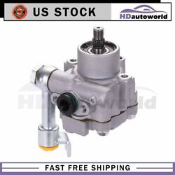 Power Steering Pump Fit For 02 03 04 05 06 07 08 2009 Nissan Altima Maxima Quest